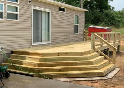 deck contractor laurel ms